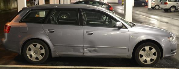 Audi_A4_Avant_B7_Unfall - (Versicherung, Unfall, Gutachten)