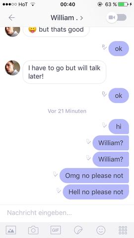 Woran erkennt man dass mich jemand auf whatsapp blockiert hat