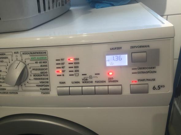 Kindersicherung bei waschmaschine von aeg deaktivieren