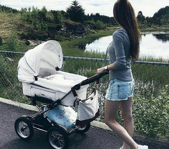 Kinderwagen - (Baby, Kinderwagen)