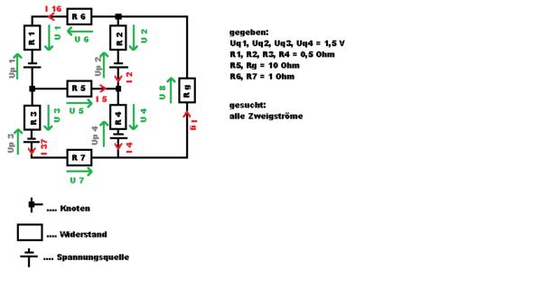 Angabe  - (Elektronik, Elektrotechnik, elektro)