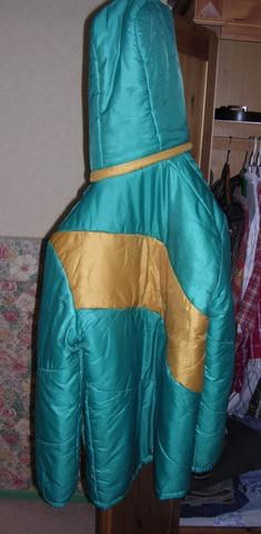 alte jacke 1 - (Mode, Kleidung, Haushalt)