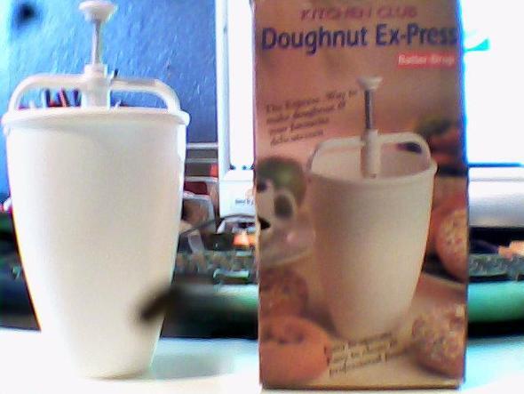Kitchen Club Doughnout Ex-Press (Batter-Drop)