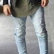 Die jeans? - (Jacke, T-Shirt, Jeans)