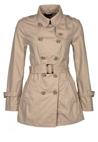 Mein Trenchcoat   (schwarz, Grau, Beige)