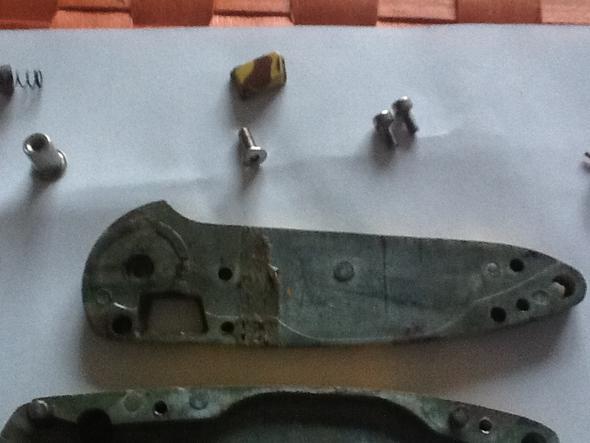 Bild .2 - (Reparatur, bauen, Messer)