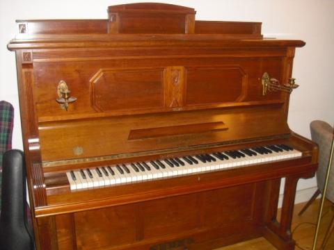Klavier - (Musik, Klavier, Musikinstrumente)