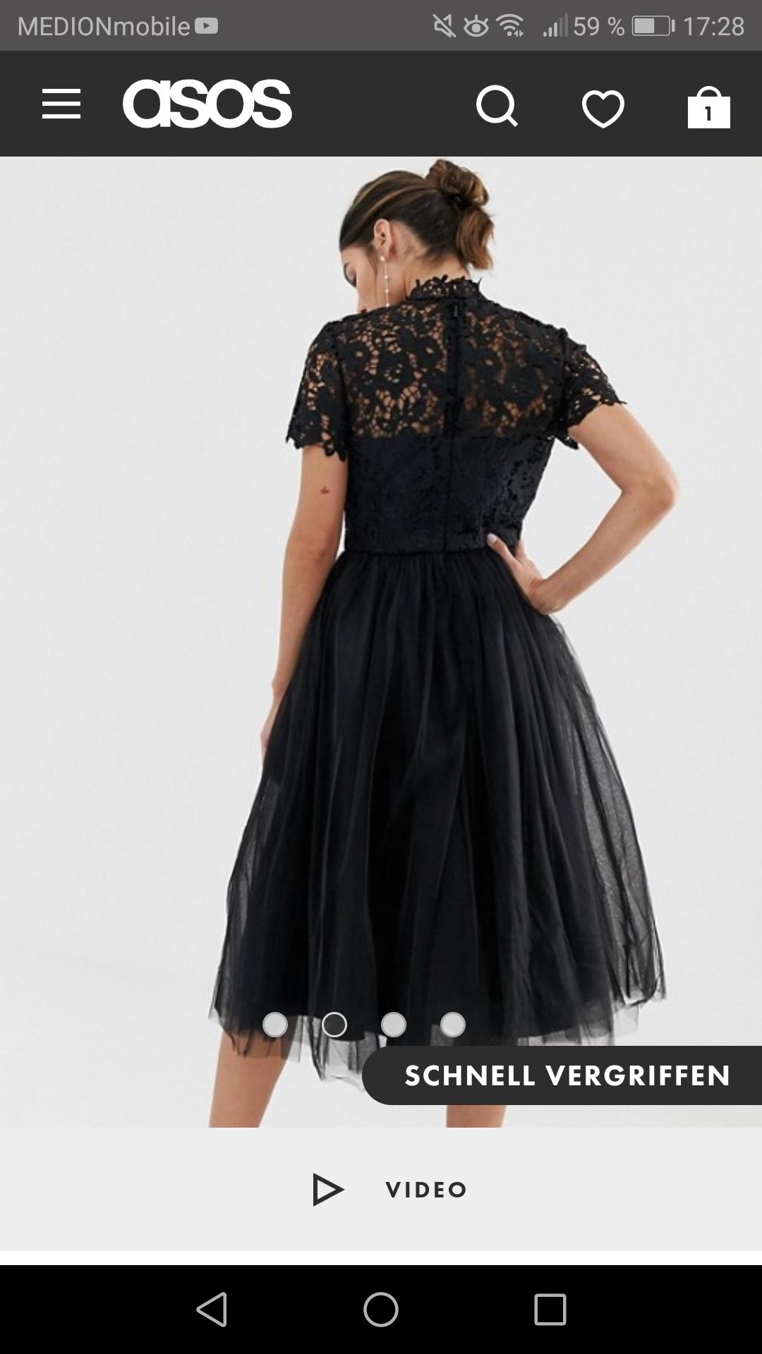 kleid mit spitzenrücken verkleinern lassen? (nähen