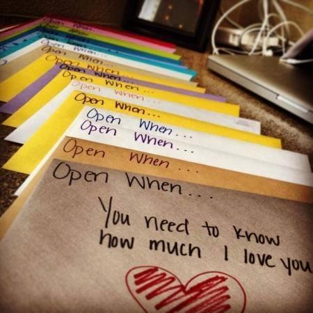 Kleine Briefe Für Meine Beste Freundin Geschenk Weihnachten