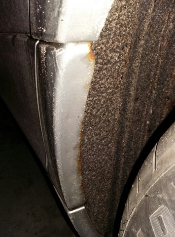 Rost - (Auto, Mercedes-Benz, PKW)