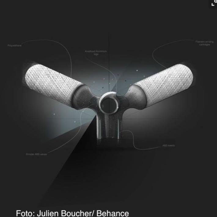 kleine sauerstoffflasche f r unterwegs wasser tauchen sauerstoff. Black Bedroom Furniture Sets. Home Design Ideas
