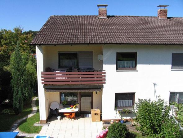 Terrassennische - (Hausbau, renovierung, Betonieren)
