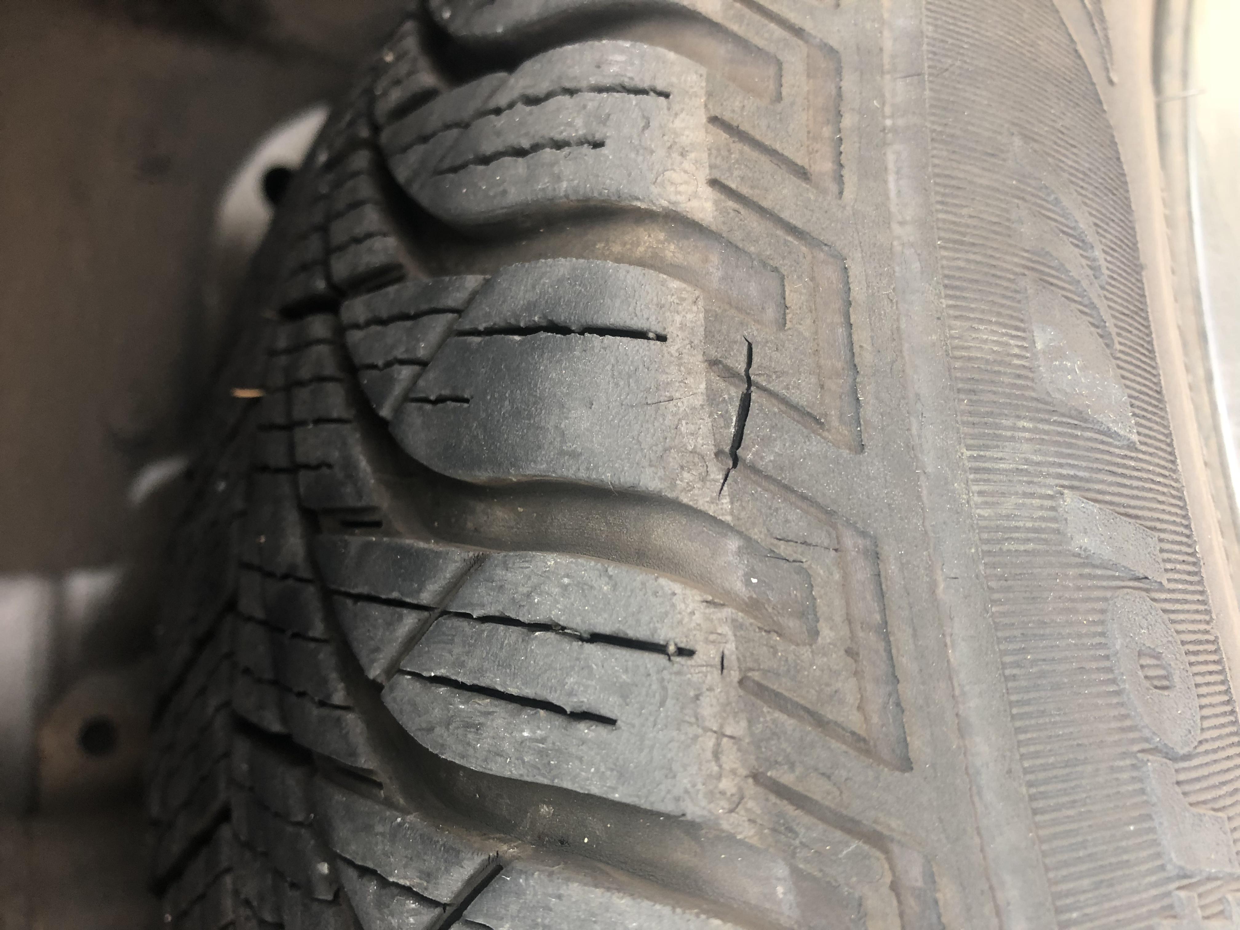 Reifen mantel auto