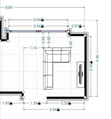 Kleines Wohnzimmer, wissen nicht wie umsetzen?