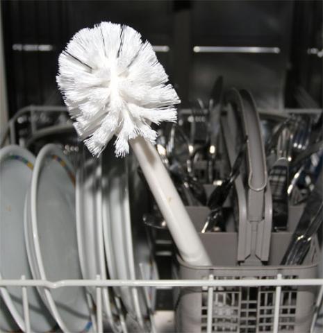 Kloburste In Der Spulmaschine Reinigen Haltet Ihr Das Fur