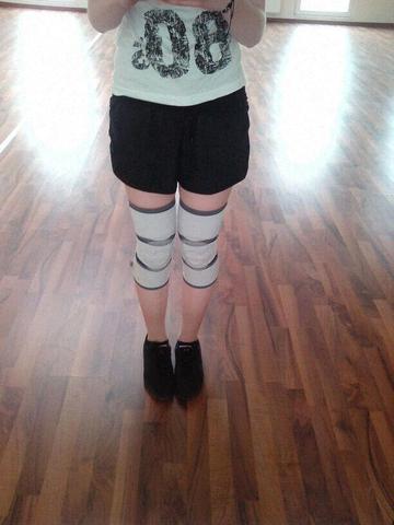 Die Kniebandagen - (Knie, Bandagen)