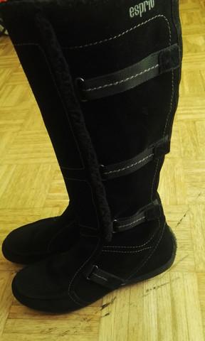 Esprit Winterstiefel - (Mode, Schuhe, Style)