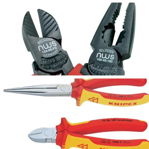 Knipex oder NWS
