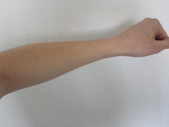 Bild 2 - (Wachstum, Hand, Knochen)