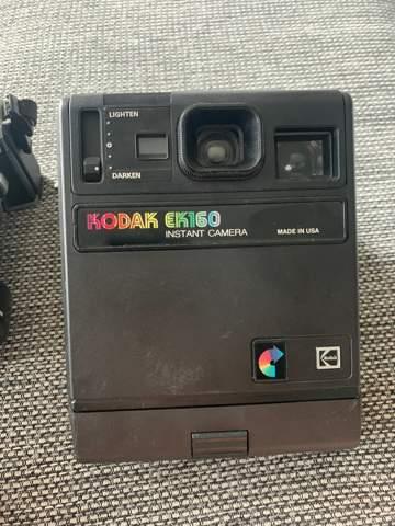 Kodak EK160/ gibt es da noch Filme?