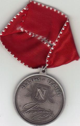König Ludwig Von Bayern Sammeln Münzen Medaille