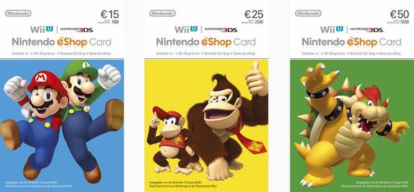 Nintendo Eshop Karte.Können Läden Karten Wie Nintendo Eshop Karten Itunes Karten Usw So