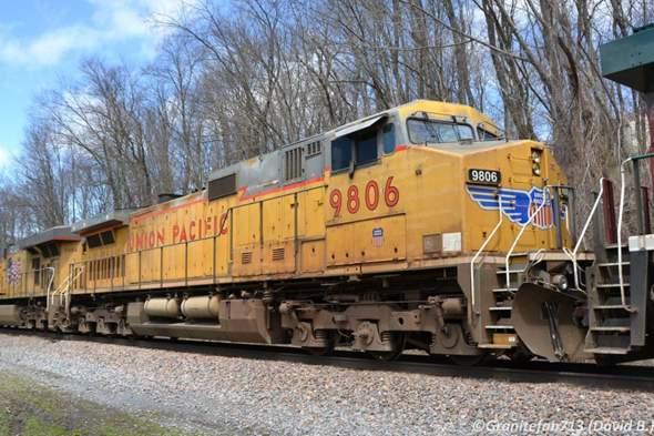 Können USA Lokomotiven auch in Deutschland fahren?