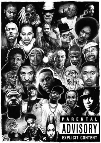 Könnt ihr alle Rapper beim Namen nennen?