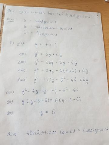 Könnt ihr das Matherätsel lösen? (Mathe, Rätsel)