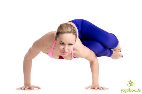 Könnt ihr diese yoga übungen?