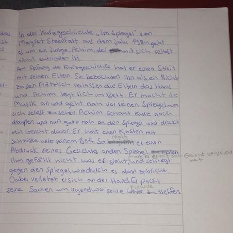 Buch Bewertung Schreiben Beispiel