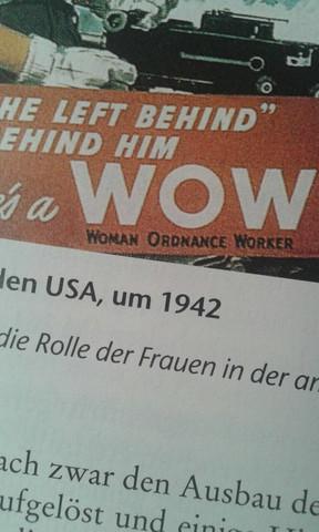 Wow - (Frauen, Geschichte, USA)