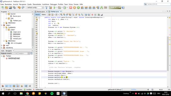 Main - (Programm, programmieren, Java)