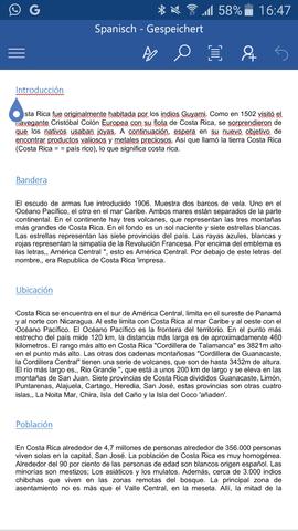 Bild - (Referat, spanisch, Costa Rica)