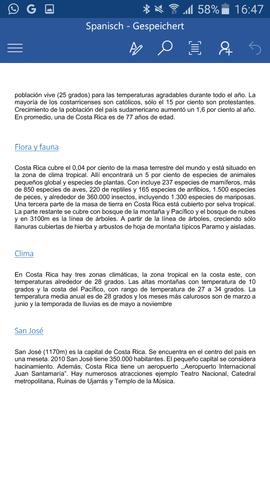 Könnt Ihr Mir Mein Referat In Spanisch über Costa Rica Korrigieren