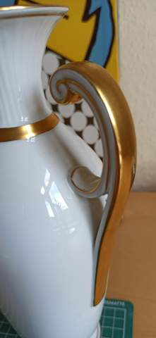 könnt ihr mir sagen ,was Dekor A 55 bedeutet bei Fürstenberg Porzellan (Expertenfrage)?