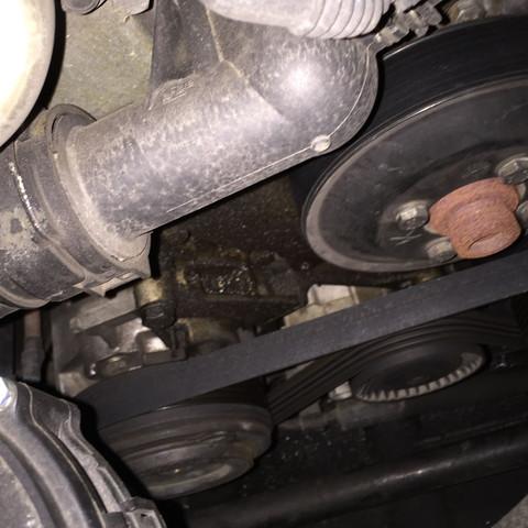 Motor  - (Auto, BMW, Öl)