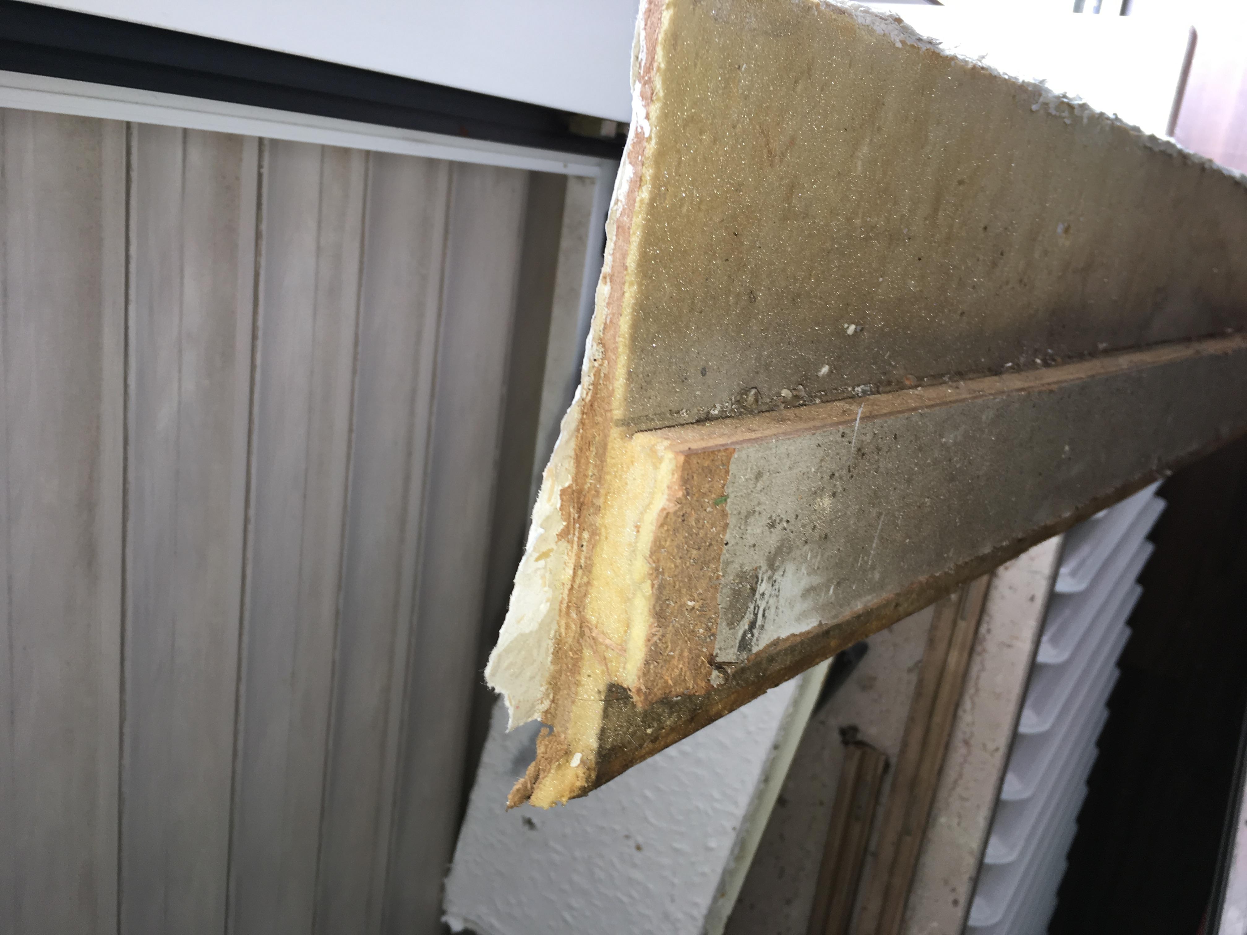 Könnte es sich hierbei um Asbest handeln (Bilder)? (Gesundheit ...