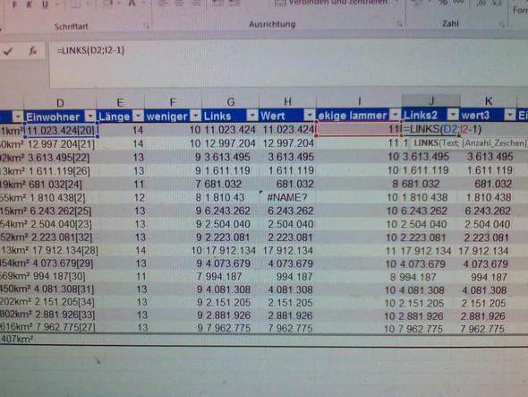 - (Excel, Funktion)
