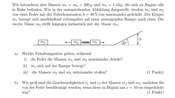 Könnte mir jemand bei dieser Aufgabe helfen?