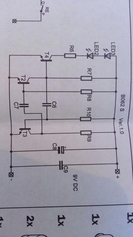Könnte mir jemand die Funktion dieser Infrarot Lichtschranken ...