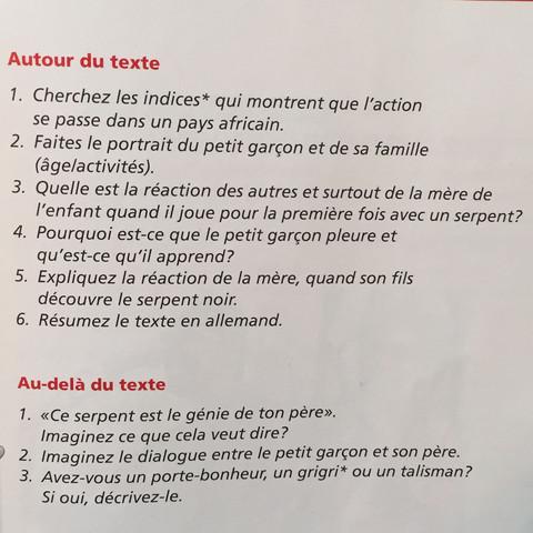 Buch Seite 53 Découvertes paserelle  - (Lehrer, franzoesisch, Gymnasium)