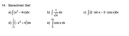 Matheaufgabe - (Studium, Mathematik, studieren)