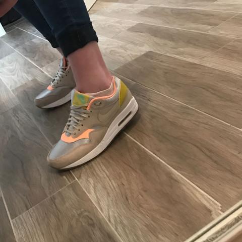 Kombination mit Nike air?