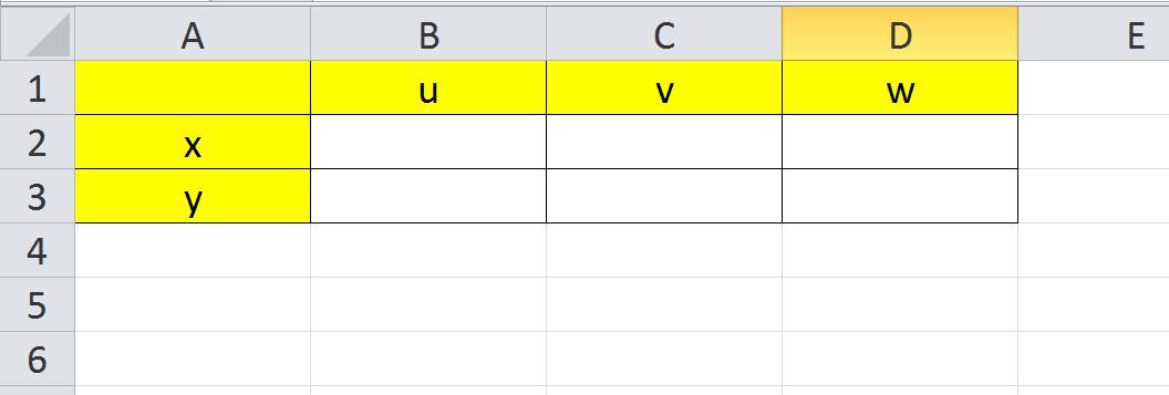 Wenn Befehl Excel