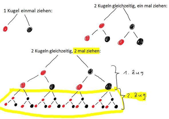 Baumdiagramm - (Schule, Mathematik, Rechnen)