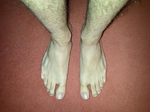 Füße (auf Boden) - (Gesundheit, Aussehen, Füße)