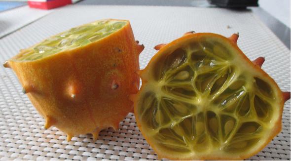 Komische frucht wie isst man die essen kochen obst - Kochen mit kaki frucht ...
