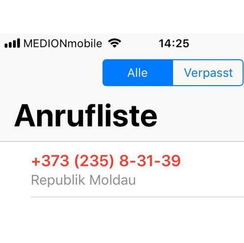 - (Handy, Nummer, anrufen)