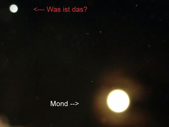 Was ist das? - (Reise, Astronomie, Mond)
